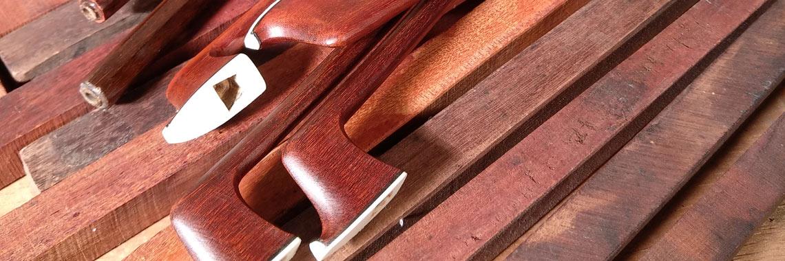 IPE Violin Bow Shaft