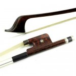 BETTER French snakewood double bass bow