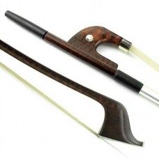 ADVANCED German snakewood double bass bow
