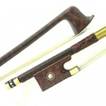 ADVANCED Snakewood viola bow